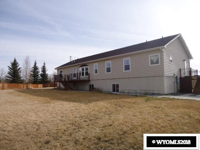 3700 Madison Drive, Rock Springs, WY 82901 (MLS #20181849) :: Lisa Burridge & Associates Real Estate