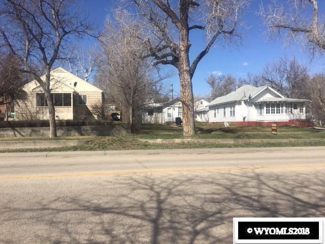 525 S 4th, Glenrock, WY 82637 (MLS #20181977) :: Lisa Burridge & Associates Real Estate