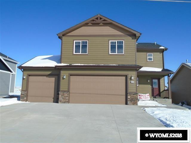 5250 River Crossing, Mills, WY 82644 (MLS #20181998) :: RE/MAX The Group