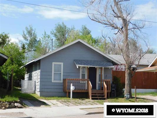 1235 W Collins Drive, Casper, WY 82604 (MLS #20182179) :: RE/MAX The Group