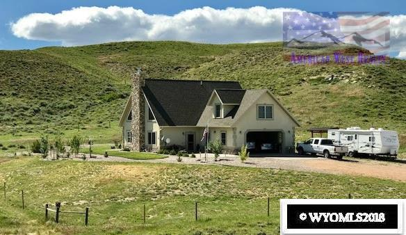 1 Cross Road, Douglas, WY 82633 (MLS #20182202) :: RE/MAX The Group