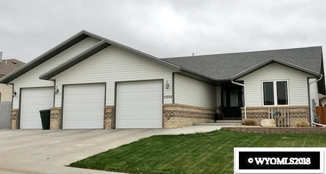 5222 Vista Way, Casper, WY 82601 (MLS #20182230) :: Lisa Burridge & Associates Real Estate