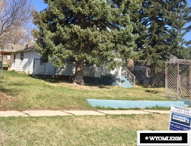 346 Western Avenue, Buffalo, WY 82834 (MLS #20182326) :: RE/MAX The Group