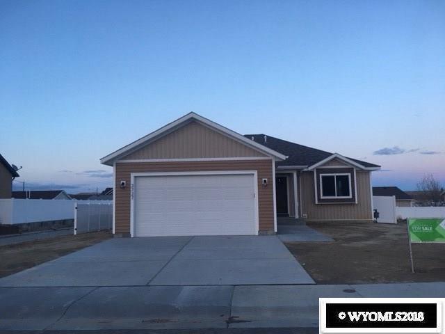 3727 Goshawk Drive, Rock Springs, WY 82901 (MLS #20182391) :: Lisa Burridge & Associates Real Estate