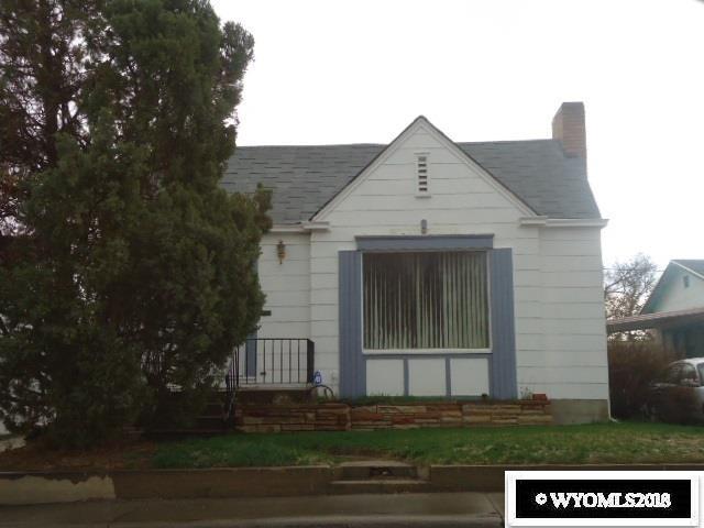 1112 Wyoming Street, Rock Springs, WY 82901 (MLS #20182480) :: Lisa Burridge & Associates Real Estate