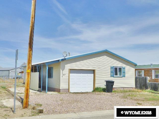 57 Twin Creek Drive, Diamondville, WY 83116 (MLS #20182589) :: RE/MAX The Group
