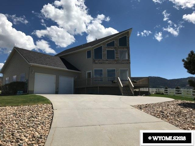 6261 S Spruce, Casper, WY 82601 (MLS #20182784) :: RE/MAX The Group