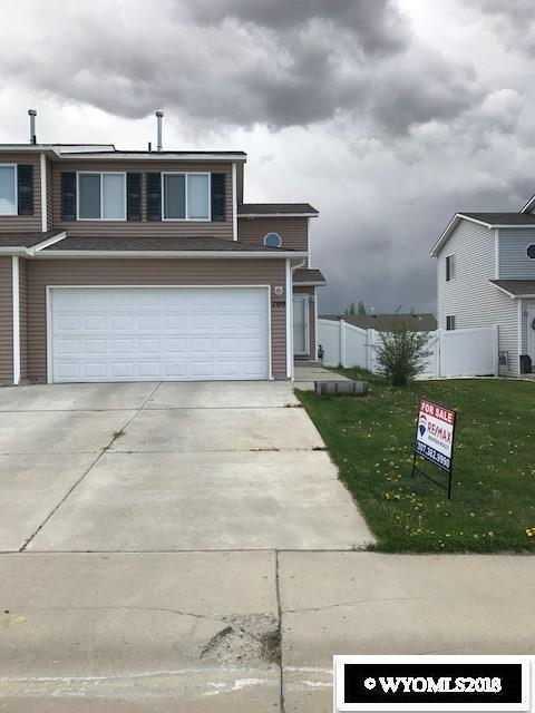 709 Rampart, Rock Springs, WY 82901 (MLS #20182824) :: Lisa Burridge & Associates Real Estate