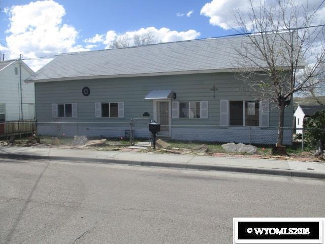 721 O'donnell Street, Rock Springs, WY 82901 (MLS #20182948) :: Lisa Burridge & Associates Real Estate