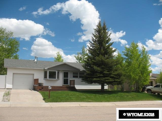1332 4th West Ave. Street, Kemmerer, WY 83101 (MLS #20183186) :: RE/MAX The Group