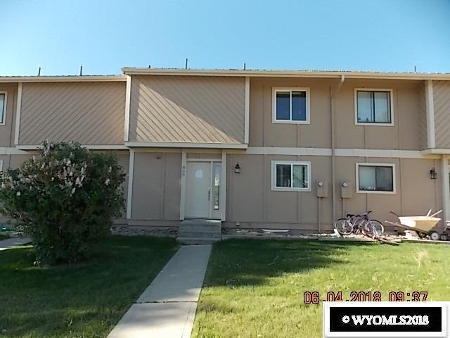 806 Moccasin Lane, Rock Springs, WY 82901 (MLS #20183236) :: Lisa Burridge & Associates Real Estate