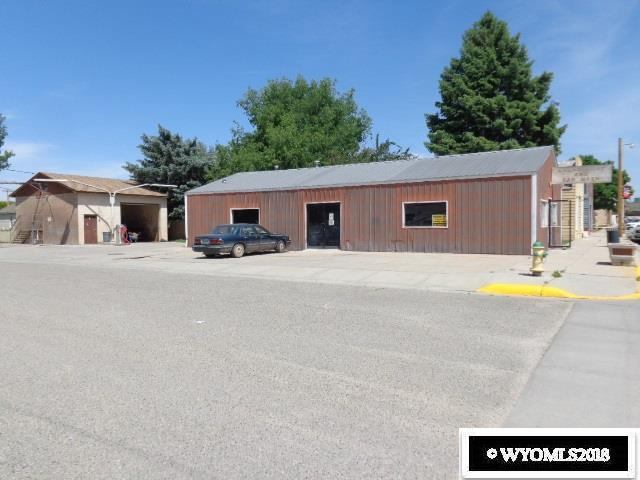 181 S Wyoming Avenue, Guernsey, WY 82214 (MLS #20183304) :: Lisa Burridge & Associates Real Estate