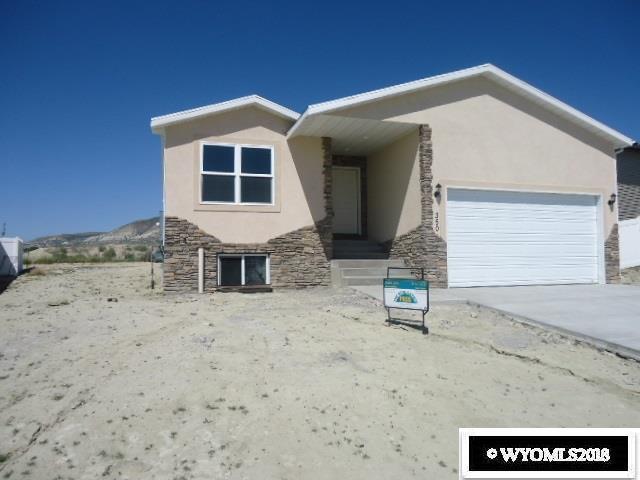 350 Sheep Creek Drive, Rock Springs, WY 82901 (MLS #20183366) :: Lisa Burridge & Associates Real Estate