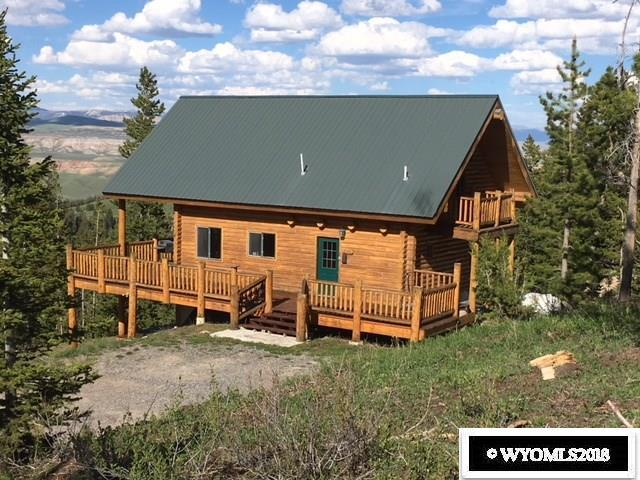 254 Union Pass Road, Dubois, WY 82513 (MLS #20183531) :: Real Estate Leaders