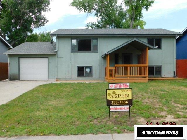 706 Harrison Street, Douglas, WY 82633 (MLS #20183541) :: RE/MAX The Group