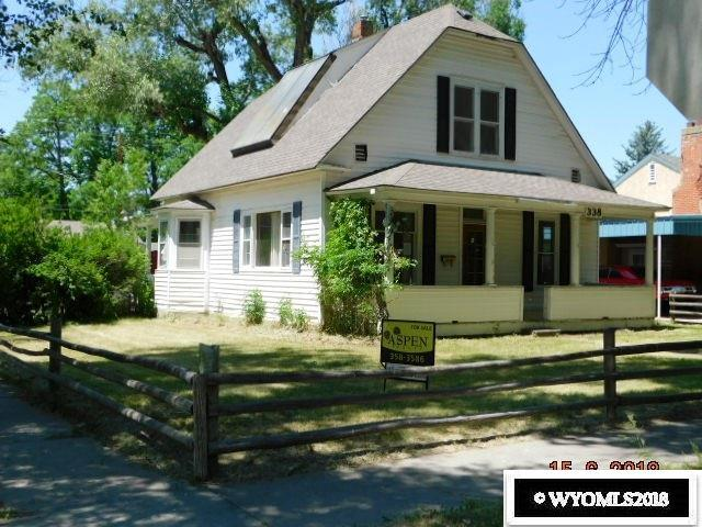 338 S 5th Street, Douglas, WY 82633 (MLS #20183552) :: Lisa Burridge & Associates Real Estate