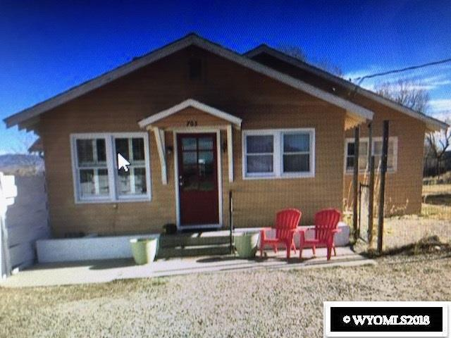703-705-707 River, Saratoga, WY 80331 (MLS #20183555) :: Real Estate Leaders