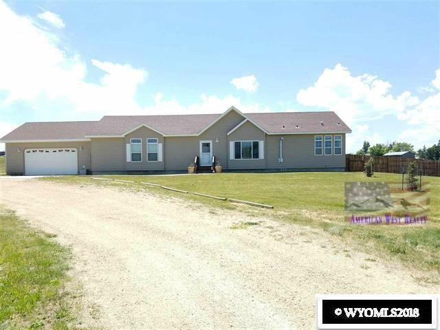 56 Clearview Rd., Douglas, WY 82633 (MLS #20183631) :: Real Estate Leaders