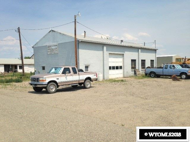 977 N Highway 20, Worland, WY 82401 (MLS #20183862) :: RE/MAX The Group