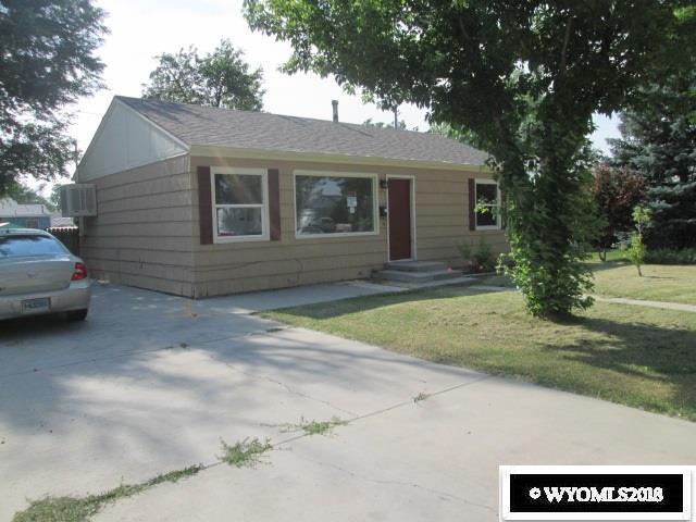 1334 Birch, Casper, WY 82604 (MLS #20183894) :: Lisa Burridge & Associates Real Estate
