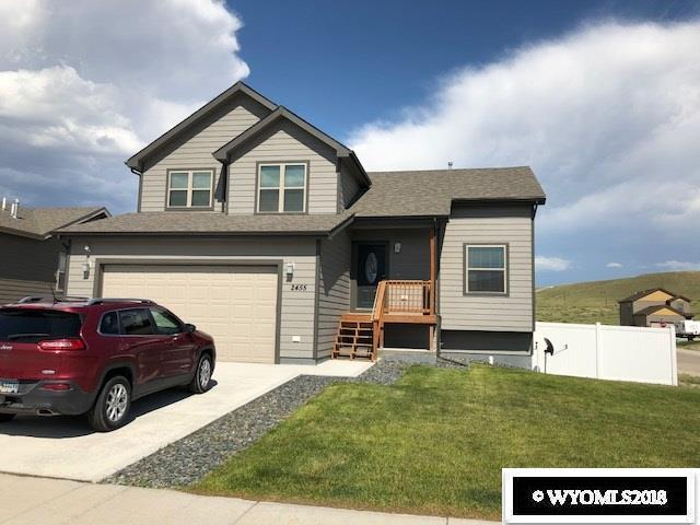 2455 Hope, Casper, WY 82609 (MLS #20184025) :: Real Estate Leaders