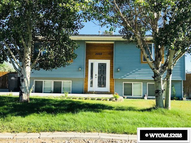 3302 Madison Drive, Rock Springs, WY 82901 (MLS #20184298) :: Lisa Burridge & Associates Real Estate