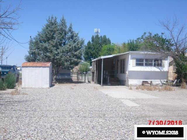 304 Robertson Avenue, Worland, WY 82401 (MLS #20184521) :: RE/MAX The Group