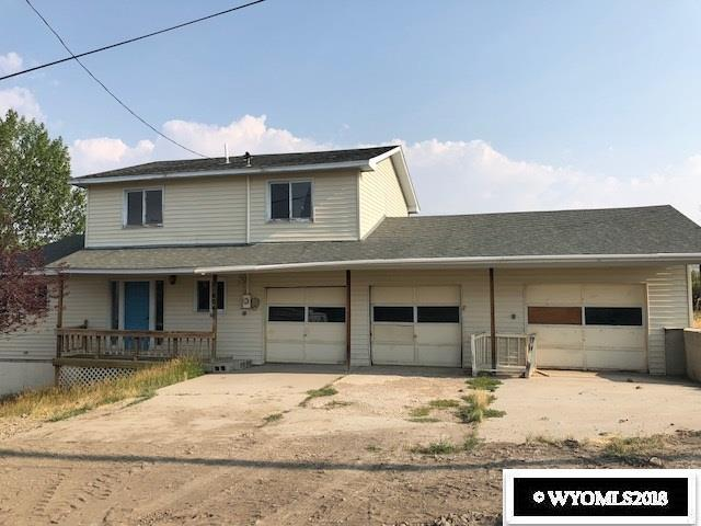 604 3 Rd, Hanna, WY 82327 (MLS #20184770) :: Lisa Burridge & Associates Real Estate