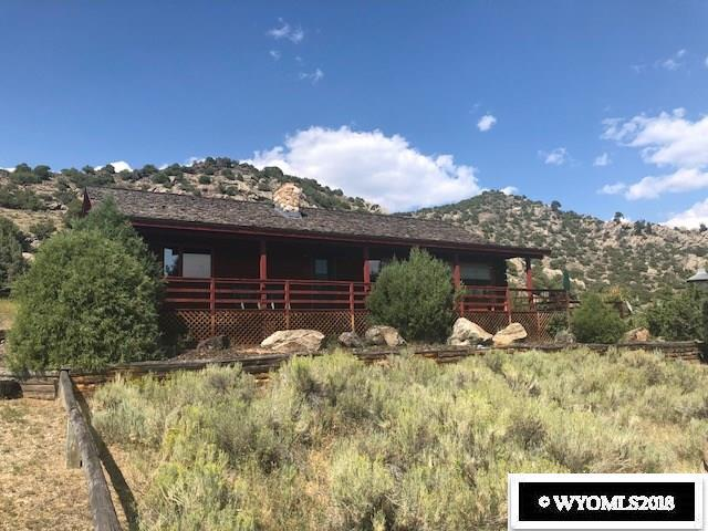 203 County Rd., Saratoga, WY 82301 (MLS #20184838) :: RE/MAX The Group
