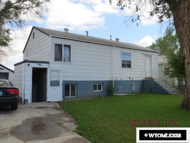 415 Obie Sue Avenue, Worland, WY 82401 (MLS #20184950) :: RE/MAX The Group
