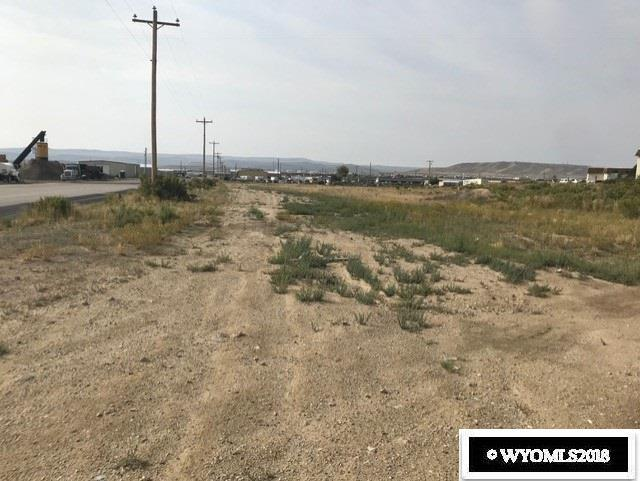 Lot 59-61 Airport Business Park, Rawlins, WY 82301 (MLS #20184973) :: Lisa Burridge & Associates Real Estate