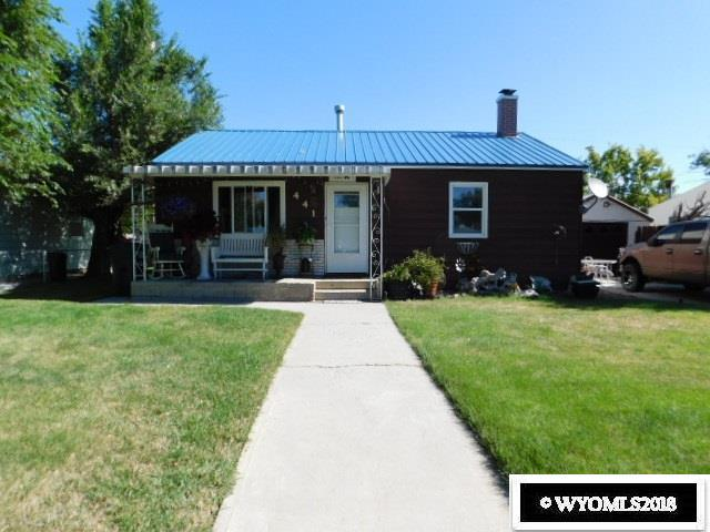 441 E 3rd South Street, Green River, WY 82935 (MLS #20185137) :: RE/MAX The Group