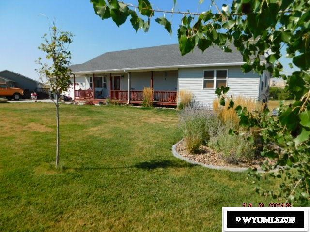 57 Cottonwood Drive, Douglas, WY 82633 (MLS #20185483) :: RE/MAX The Group