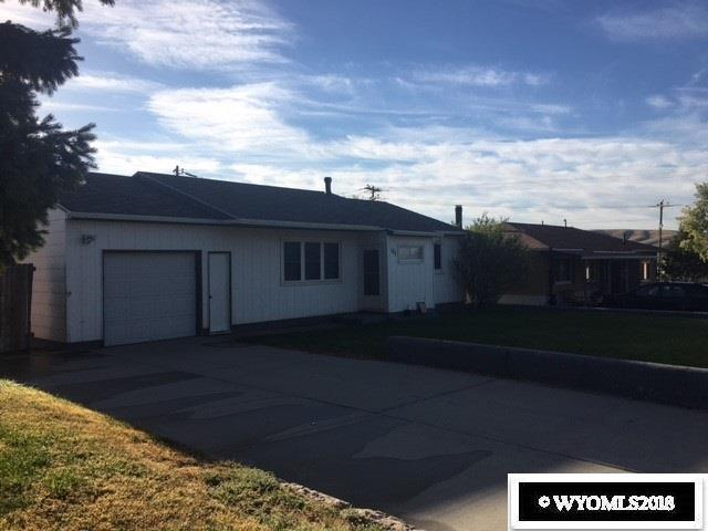 107 El Rancho Drive, Rawlins, WY 82301 (MLS #20185553) :: Lisa Burridge & Associates Real Estate