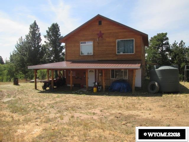 10840 Silver Leaf Road, Casper, WY 82601 (MLS #20185649) :: RE/MAX The Group