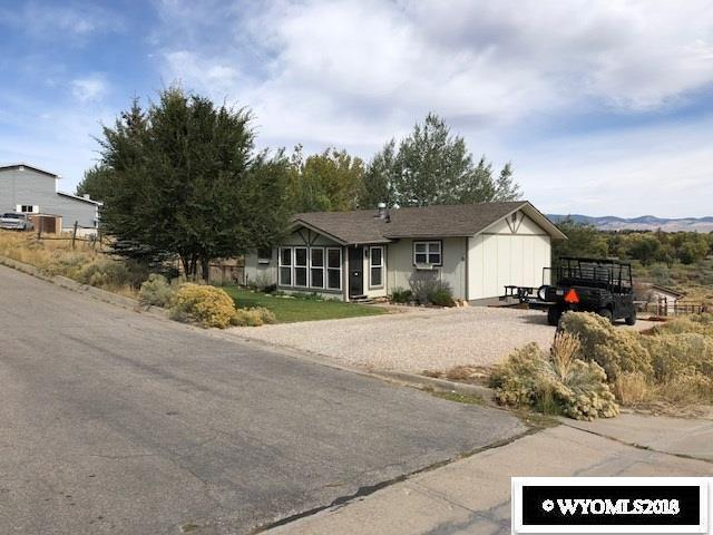 1303 Club Court, Saratoga, WY 82331 (MLS #20185778) :: Real Estate Leaders
