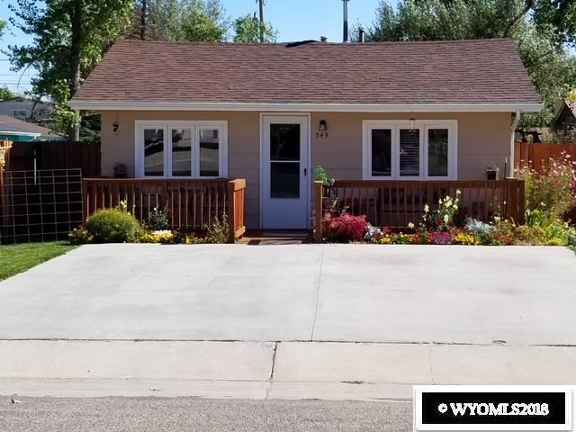 349 S Tisdale Avenue, Buffalo, WY 82834 (MLS #20186005) :: RE/MAX The Group