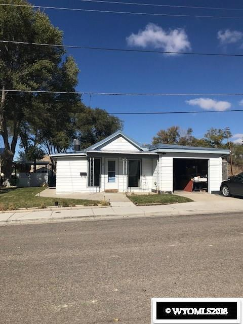 25 N 7th West Street, Green River, WY 82935 (MLS #20186040) :: RE/MAX The Group