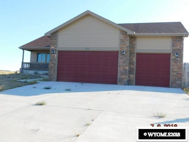393 Miller Road, Glenrock, WY 82637 (MLS #20186048) :: Lisa Burridge & Associates Real Estate