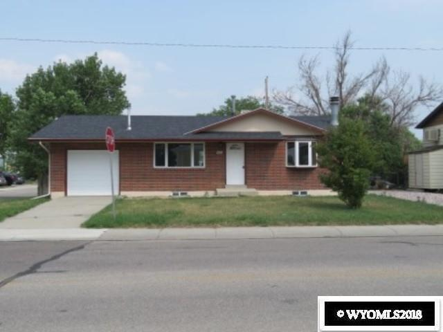 467 N Curtis Street, Evansville, WY 82636 (MLS #20186091) :: RE/MAX The Group