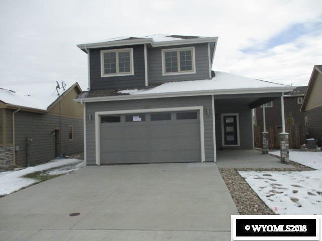 2897 Villa Del Rey Dr., Casper, WY 82604 (MLS #20186099) :: Lisa Burridge & Associates Real Estate