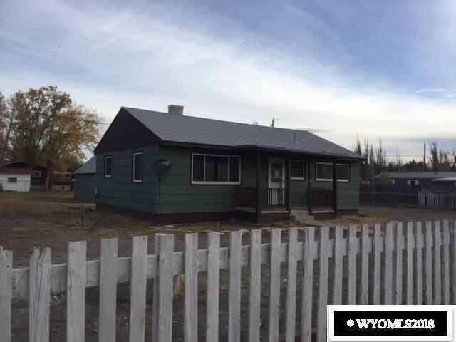 545 W Davis, Rawlins, WY 82301 (MLS #20186183) :: RE/MAX The Group