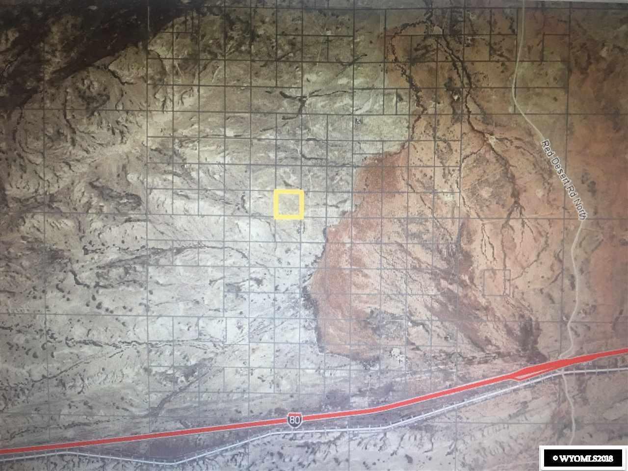 Sec 25 T20 R96 Red Desert Wy 82336 Mls 20186268 Lisa