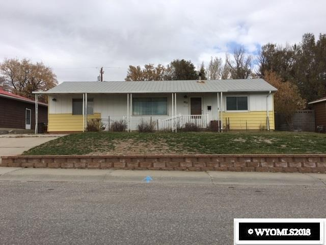 183 La Paloma Street, Rawlins, WY 82301 (MLS #20186286) :: Lisa Burridge & Associates Real Estate
