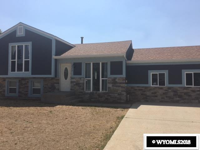 2212 Dunblane Drive, Rawlins, WY 82301 (MLS #20186517) :: Real Estate Leaders