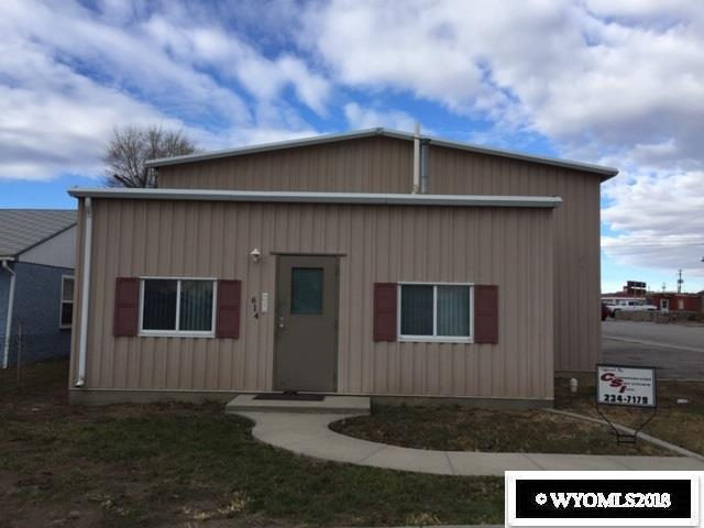 614 N 3rd Avenue, Mills, WY 82609 (MLS #20186538) :: Lisa Burridge & Associates Real Estate