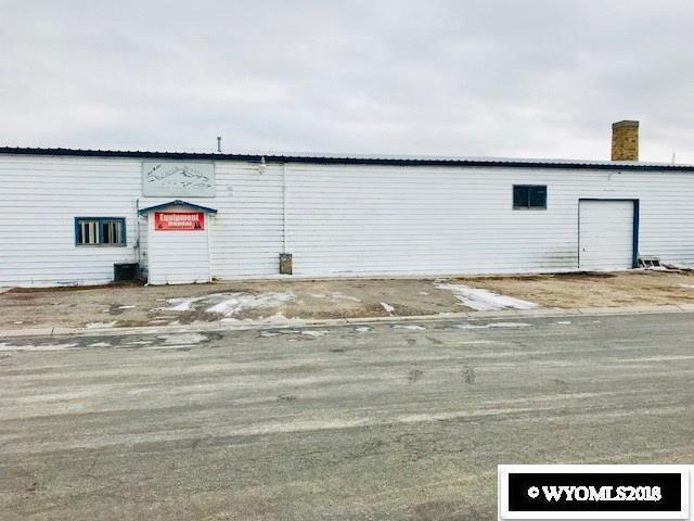 201 Sanford Avenue, Douglas, WY 82633 (MLS #20186604) :: Lisa Burridge & Associates Real Estate