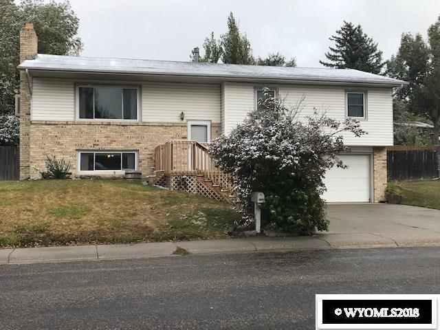 1561 Linda Vista Drive, Casper, WY 82609 (MLS #20186642) :: RE/MAX The Group