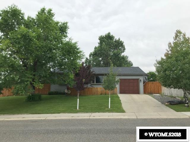 514 8th Street, Cody, WY 82414 (MLS #20186693) :: Lisa Burridge & Associates Real Estate