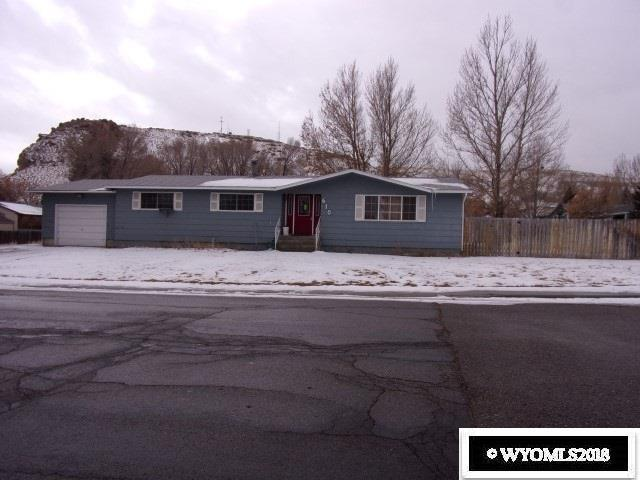 610 Hutton Street, Green River, WY 82935 (MLS #20186867) :: Real Estate Leaders